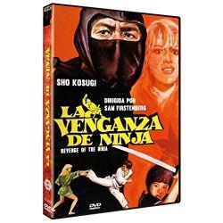 La Venganza de Ninja [DVD]