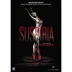 Suspiria [DVD]