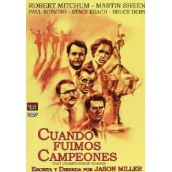 Cuando Fuimos Campeones [DVD]