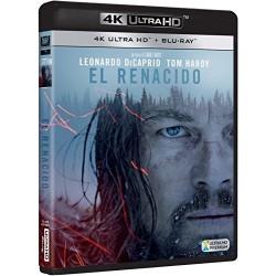 El Renacido (4K Ultra HD +...