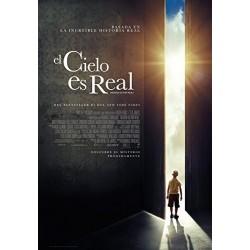 El Cielo Es Real [DVD]