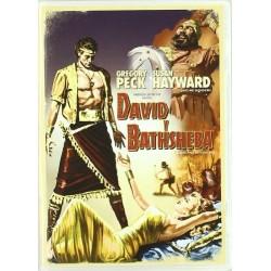 David y Bethsheba [DVD]
