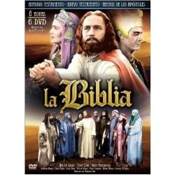 Pack: La Biblia [DVD]