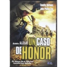 Un Caso De Honor [DVD]