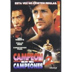 Campeon De Campeones 2 [DVD]