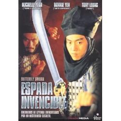 Espada Invencible [DVD]