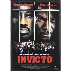 Invicto [DVD]