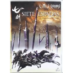 Siete Espadas [DVD]