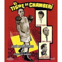 El tigre de Chamberí [DVD]