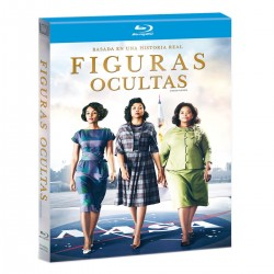 Figuras ocultas [Blu-ray]