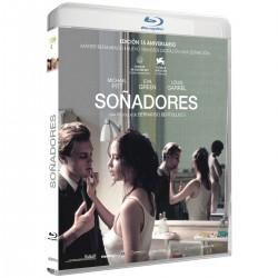 Soñadores [Blu-ray]