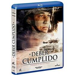 Deber cumplido [Blu-ray]