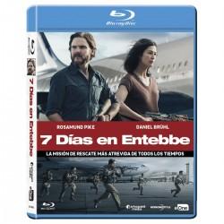 7 días en Entebbe [Blu-ray]