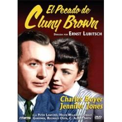 El pecado de Cluny Brown [DVD]