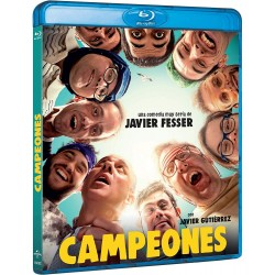 Campeones [Blu-ray]