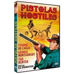 Pistolas hostiles [DVD]