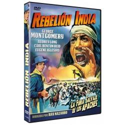 Rebelión india [DVD]