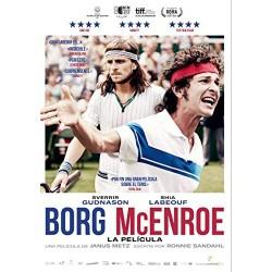 Borg McEnroe [DVD]