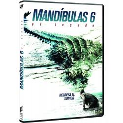 Mandíbulas 6: El legado [DVD]