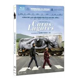 Caras y lugares [Blu-ray]