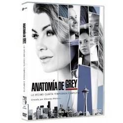 Anatomia De Grey. La Decimo...