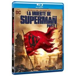 La muerte de Superman parte...