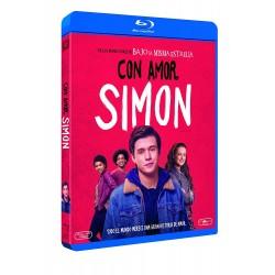 Con amor Simon [Blu-ray]