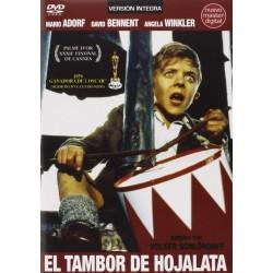El tambor de Hojalata DVD