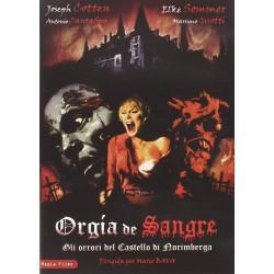 Orgía de sangre [DVD