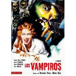 Los vampiros [DVD]
