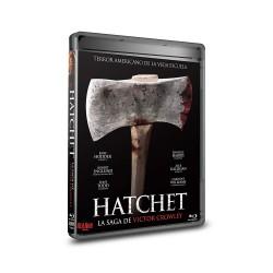 Hatchet, saga de Victor...