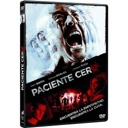 Paciente cero [DVD]
