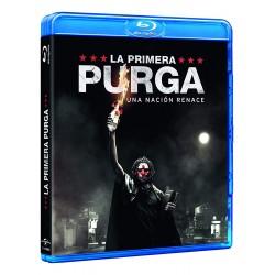 La primera purga [Blu-ray]