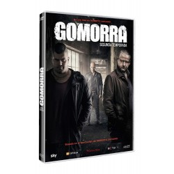 Gomorra (2ª temporada) [DVD]