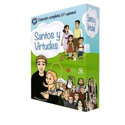 Santos Y Virtudes [DVD]