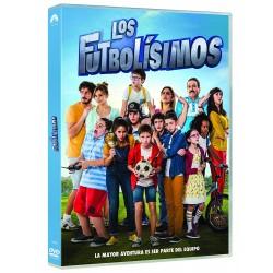 Los Futbolísimos [DVD]