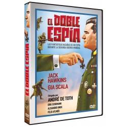 El doble espía [DVD]