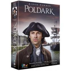 Poldark - Temporadas 1 a 3...