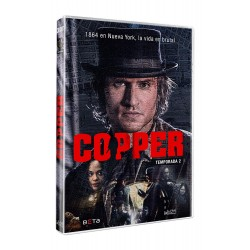 Copper T2 [DVD]
