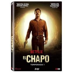 El Chapo - 1ª Temporada [DVD]