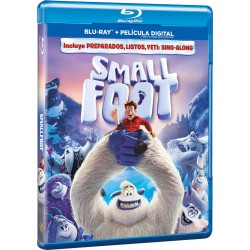 Smallfoot [Blu-ray]