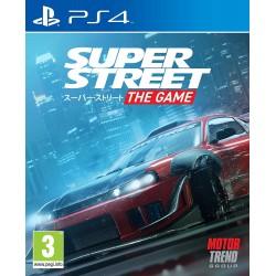 Super Street [PS4]