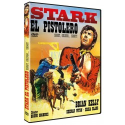 Stark, el pistolero [DVD]