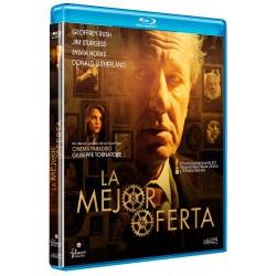 La mejor oferta [Blu-ray]
