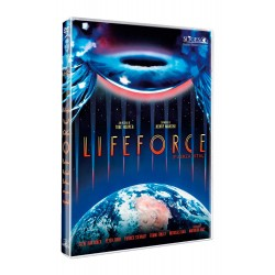 Lifeforce: fuerza vital [DVD]