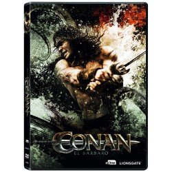 Conan, el barbaro [DVD]