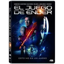 El juego de Ender [DVD]