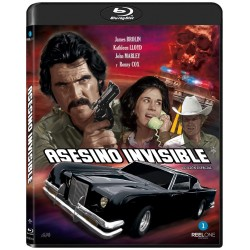 Asesino invisible [Blu-ray]