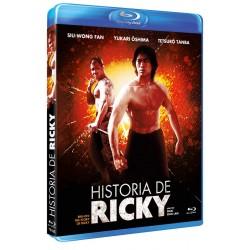 Historia de Ricky [Blu-ray]