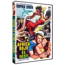 África bajo el mar [Blu-ray]